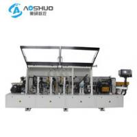 Buy cheap 0.4-3mm Wood Process Pvc Edge Banding Machine 9.5kw 0.7Pa Air Pressure from wholesalers