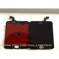China 4.0 Inch Iphone 5 LCD Screen With Digitizer Black Resolution 1136*640 OEM on sale