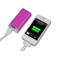 Buy cheap Ultra Slim 4000mAh Mobile Power Bank Portable 9 LED Touch Screen from wholesalers