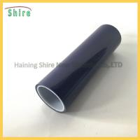 Buy cheap Black Carpet Floor Protection Film Hard Floor Protector Tape Stable Adhering Capacity from wholesalers