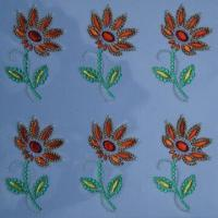 Buy cheap Acrylic/crystal sticker with fashionable design, available in various sizes and from wholesalers