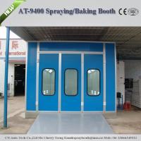 Buy cheap AT-9400 Famous Paint Spray Booth Manufactuirer,Vehicle Spray Booth,China Car/ SUV Paint Bo from wholesalers