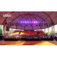 Buy cheap Big tent Liri marquee for basketball sports event and tennis tournament for sale from wholesalers