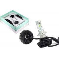 Buy cheap Fanless G7 H7 Led Headlight Kit 50W 8000LM 6500K Auto LED Headlight Bulb from wholesalers