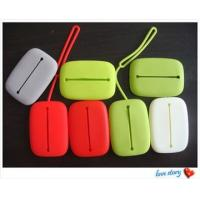 Buy cheap China manufacturer silicone card case ,fashion silicone card case ,silicone card product