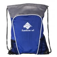 Buy cheap Fashional Style Drawstring Bags with Phone Pocket for Promotional-HAD14025 product