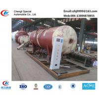 Buy cheap bottom price 10tons mobile skid lpg gas station for filling gas cylinders for sale, 25CBM skid lpg gas refilling plant from wholesalers