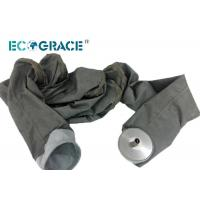 Buy cheap Silicon Treatment Cloth Dust Collector Fiberglass Filtration Sleeve from wholesalers