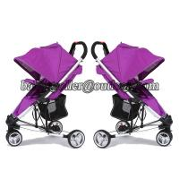 Buy cheap Cheap light baby strollers, aluminium alloy baby strollers from wholesalers