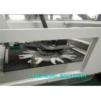 Automated CNC Wood Door Carving Machine , Cabinet Door CNC Machine Servo Motor
