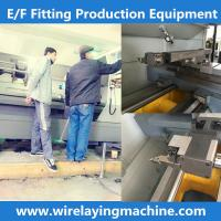 Buy cheap pe coupling wire laying machine cx-32/160zf , cx-315/630zf wire laying machine from wholesalers