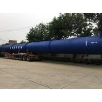 Buy cheap Steam curing 2*31M or customized Sand high pressure autoclaves for hollow Block Brick from wholesalers