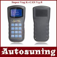 Buy cheap Super Vag K+Can 4.8 Audi VW Odometer Correction from wholesalers