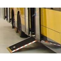 Buy cheap Automatic Electric and Manual bus wheelchair ramp for disable people entering Bus from wholesalers