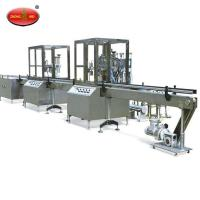Buy cheap Can Filling Line Machine Price Fully Automatic Aerosol Filling Line machine from wholesalers