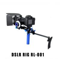 Buy cheap Camera Rig Set Shoulder Support Kit Follow Focus for DSLR EOS 60D 1D 1/4'' 5D II from wholesalers