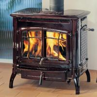 Buy cheap Freestanding cast iron wood stove from wholesalers