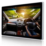 Buy cheap Waterproof Digital Signage Lcd Advertising Display , 55 Inch High Brightness Lcd Monitor from wholesalers