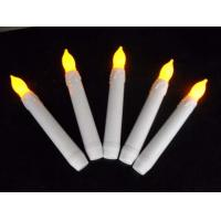 Buy cheap wholesale 6 inch flameless LED Church Candle, LED Taper Candle from wholesalers