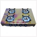 4 Burner Gas Stove /Gas Burner/Gas Hob/Gas Cooker Glass Tops