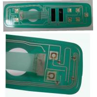 Buy cheap LED Membrane Switch Keypad with metal dome from wholesalers