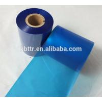 Buy cheap Cyan wax resin thermal printer ribbon for Cab a4+ printer from wholesalers
