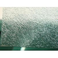 Buy cheap 4 5 6mm Pattern Glass Figured Glass Rolled Glass from wholesalers