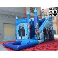 Buy cheap Popular Frozen Theme Inflatable Jumping Bouncers Inflatable Castles Slide inflatbale combo-161 from wholesalers