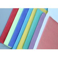 Buy cheap Rayon / Polyester All Purpose Low Linting Nonwoven Wipers Customized from wholesalers