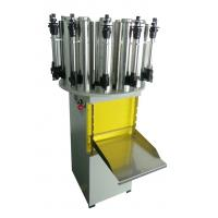 Buy cheap 12 cans manual paint colorant dispenser with stainless steel cans from wholesalers
