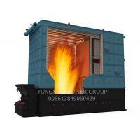 Buy cheap 3500kw Oil Fired Thermic Fluid Heater Hot Oil System With Hot Oil Recycle Pump from wholesalers