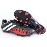 Buy cheap Colorful Outdoor Soccer Cleats With TPU / PU , Football Shoes For Men from wholesalers