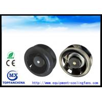 Buy cheap 225mm × 99mm Backward Curved DC Centrifugal Fan  / Duct Inline Fan 48V DC from wholesalers