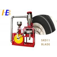 Buy cheap 10 - 80 Mesh Powder Size Plastic Grinding Equipment Used For EVA Foamed Floor Mat from wholesalers