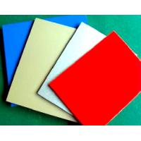 Buy cheap HOT! aluminum composite panel from wholesalers