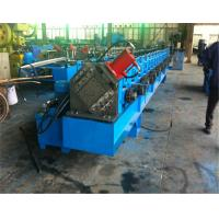 Buy cheap 3mm C Purlin Cold Roll Forming Machine For Steel Construction 14 Stations from wholesalers