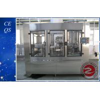 Buy cheap Soda Water Carbonated Drink Filling Machine Production Line from wholesalers