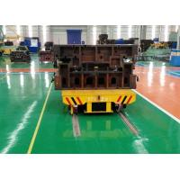 Buy cheap Die Handling Equipment Transfer Car On Forging Factory from wholesalers