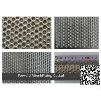 Buy cheap Perforated Sintered Wire Mesh Filter Plate / Tube For Oil Wells Standard size from wholesalers