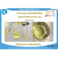 Buy cheap EQ Slight Yellow Hormone Injectable Steroids Equipoise EQ Boldenone Undecylenate 250mg/Ml from wholesalers