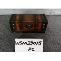 Buy cheap 1kg Load Handicraft 20x10x9 Wooden Jewellery Box from wholesalers