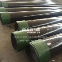 Buy cheap Steel Pipes Tubing/oil pipe/oil tube API 5CT P110 casing steel tube from wholesalers