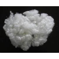 Buy cheap Non - siliconized 3 - 25D White hollow conjugated polyester staple recycle fiber for sofa from wholesalers