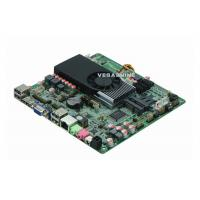 China Small Form Factors All In One PC Motherboard Intel® 1037U processor DC Power Supply on sale