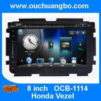 Buy cheap Ouchuangbo car dvd gps radio stereo Honda Vezel iPod China facotory price Egypt free map from wholesalers