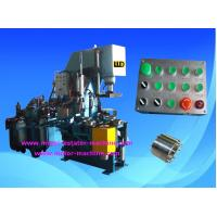 Buy cheap die casting machine 8 seconds per rotor 4 stations exported to Korea,Egypt,India from wholesalers