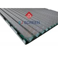 Buy cheap Stainless Steel Oil Vibrating Screen Rectangle API RP 13C 1 Year Warranty product