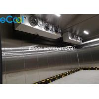 Buy cheap Anti Fog Industrial Cold Room Warehouse With Coolroom Sandwich Panel from wholesalers