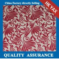 Buy cheap Red flower voile lace fabric for shirts;china factory voile lace fabric;voile lace fabric price from wholesalers