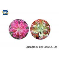 Buy cheap Home Decoration 3D Lenticular Coasters Cup Placemat Beautiful Flower Pattern from wholesalers